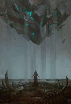 Sorrow of Korlat by deathnear.deviantart.com on @DeviantArt