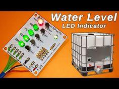 Electronics Mini Projects, Simple Electronics, Hobby Electronics, Electrical Projects, Electronics Components, Electronic Circuit Design, Electronic Engineering, Projets Raspberry Pi, Aquaponics