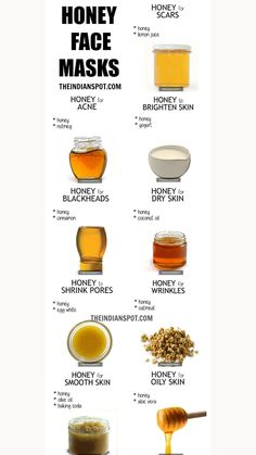 Beauty Tips With Honey, Beauty Tips For Glowing Skin, Homemade Skin Care, Diy Skin Care, Homemade Face Masks, Good Skin Tips, Healthy Skin Tips, Skin Care Routine Steps, Essential Oils For Skin