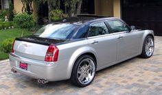 Two tone paint job - Chrysler 300C Forum: 300C & SRT8 Forums