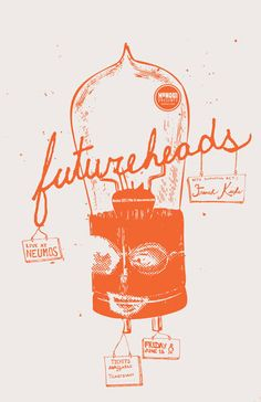 Futureheads by Nate Duval
