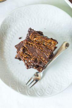 Karamellás brownie | Street Kitchen