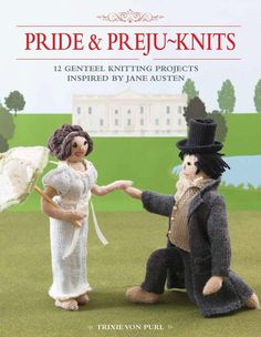 People, this is actually happening! #prideandprejuknits