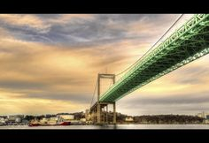The bridge to Hisingen... - null