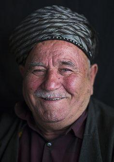 A cheerful hello from Palangan, Iran