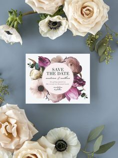 Southern Romance Wedding Save the Date Cards | Save the Date Magnets | Wedding Engagement Ideas | Save the Date Cards Ideas | Unique Save the Dates | Elegant Save the Date Cards | Destination Wedding Save the Date Cards | Vintage Save the Date Cards | Classy Save the Date Cards | Spring Save the Date Cards | Romantic Save the Date Cards | Summer Save the Date Cards | Floral Save the Date Cards  Customize your text and colors to make this card uniquely yours.  We offer square or rounded… Save The Date Pictures, Unique Save The Dates, Floral Save The Dates, Wedding Save The Dates, Save The Date Magnets, Save The Date Postcards, Save The Date Cards, Save The Date Designs, Save The Date Templates