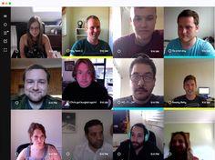 #Comunicación #conversaciones #Internet Sneek, nueva herramienta de vídeo chat para organizaciones