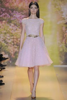 All the runway looks from Zuhair Murad : Paris Haute Couture Spring/Summer 2014