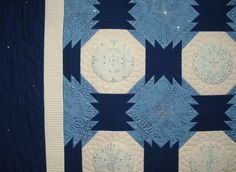 Closeup of Lace in Space