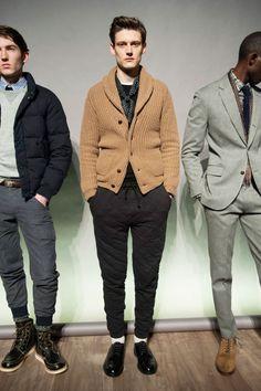 J. Crew Collection Menswear Fall 2015