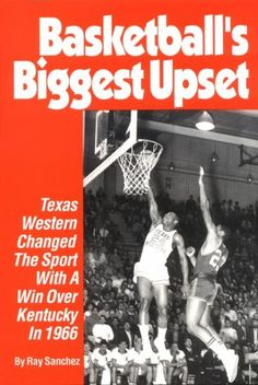 Texas Western went on to win the 1966 NCAA Championship game 72-65 over the Kentucky Wildcats. Description from texashistory1966texaswestern.weebly.com. I searched for this on bing.com/images