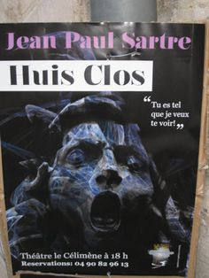 Sartre encore. Jean Paul, Festival Posters, Theater, Books, Movies, Movie Posters, Fictional Characters, Libros, Film Poster
