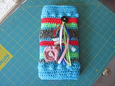 Twiddle Muff pattern ~ for Alzheimer's patients