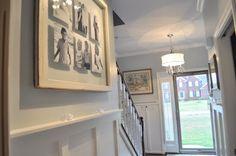 Remodelaholic | Completely Updated Foyer! DIY