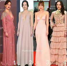 Hollywood Glamour, Old Hollywood, Fifty Shades Series, Dakota Johnson Style, Bridesmaid Dresses, Wedding Dresses, Fifty Shades Of Grey, Celebs, Celebrities