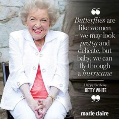 Happy Birthday to one of our favorite ladies Betty White❤️ (@marieclaireau)
