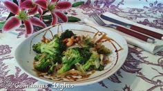 Comilonas Lights: Brócoli con anacardos