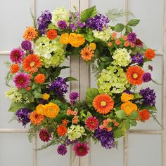 Features:  -Realistic, looks just like fresh flowers.  -Convenient size- fits just about any location.  -Flower: Mixed.  -Container Finish: No selection.  --Ready to bring a bright burst of color and