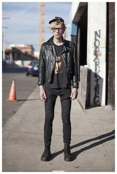 Charles Los Angeles Street Style Portrait | Streetgeist.com