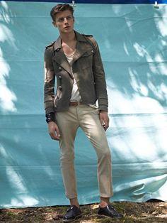 Fucking Young! » Balmain Homme Spring/Summer 2013 Lookbook