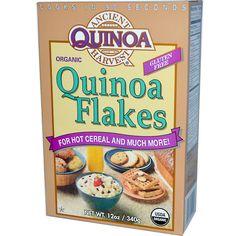 JUST IN: Ancient Harvest Q.... SHOP NOW! http://www.zapova.com/products/ancient-harvest-quinoa-flakes-12x12-oz?utm_campaign=social_autopilot&utm_source=pin&utm_medium=pin