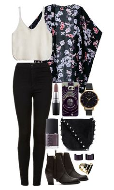 Untitled #539 by clary94 on Polyvore featuring polyvore, Topshop, Acne Studios, Alexander Wang, Olivia Burton, Maison Margiela, House of Harlow 1960, Casetify, MAC Cosmetics, NARS Cosmetics, fashion, style and clothing