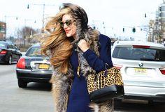 Fashion Editor Street Style: New York Fashion Week Fall 2012 (Forum Buzz) - theFashionSpot Tommy Ton, Wild Child, Harper's Bazaar, Fashion Editor, Fashion Trends, Fashion Details, Cold Front, Vogue, Nyc
