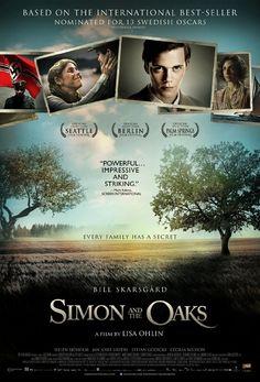 Swedish film: Simon och ekarna.