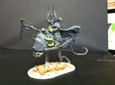 Chaos Sorcerer Biker Conversion: Hit the Road with a Horseman of the Apocalypse!