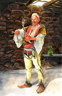 Illustrations - by Shpend Kada Albanian People, Albanian Culture, Twelfth Night, In Ancient Times, Middle Ages, Art And Architecture, Paintings, Artist, Folk Costume