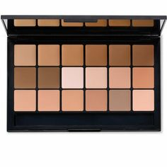 The perfect foundation palette! RCMA Makeup VK Palette #11