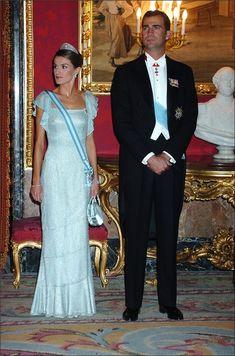 Queen Letizia 2004