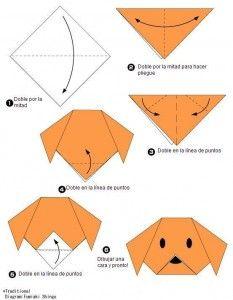 origami paso a paso - Buscar con Google