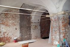 Przebudowa pomieszczeń po kuchni i poradniach specjalistycznych z ich adaptacją dla potrzeb rehabilitacji - (stan na czerwic 2013) - inwestycja zakończona wrzesień 2013