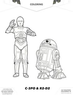 Star Wars Free Coloring Sheets Included In The 22 Pages Of Star Wars  Activity Sheets That