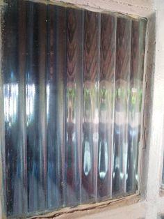 Detalhe de porta - Vidro Plumbado (eu acho)