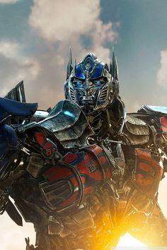 Transformers 4 Age of Extinction Optimus Prime HD desktop