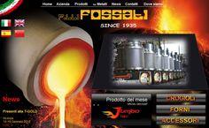 Fossati - Crogioli e forni per la fusione di metalli preziosi