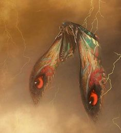 Mothra : Legendary by PiGeon-OC on DeviantArt Monster Verse, Monster Art, All Godzilla Monsters, Godzilla Comics, Alien Creatures, Fantasy Creatures, Godzilla Franchise, Legendary Monsters, Queen Tattoo