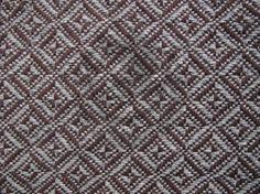 Blanket small. Dark brown. :: Medievalcraft