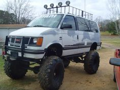 'Mudder' Van on Portland Craigslist. | Vantastic Kamping ...