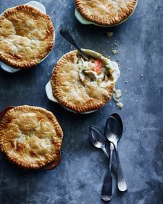 Chicken Pot Pie /