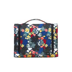 Let's Hang Cosmetic Case in Painted Floral