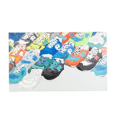 Clearance, shoes canvas