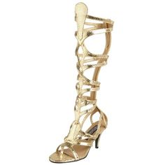Funtasma by Pleaser Women's Halloween Goddess-12 Sandal,G...