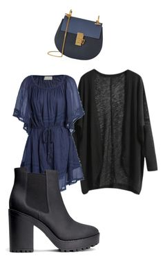 """""""Untitled #235"""" by crystal7700 on Polyvore featuring Love Sam, Chloé and H&M"""