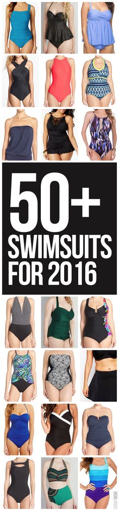 You will be ONE HOT MAMA in one of these suits!