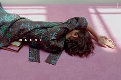 Marni Goes Unconventional for its First Campaign - Fashion Gone Rogue