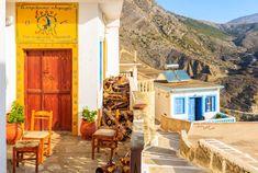 Το ορεινό χωριό της Καρπάθου όπου «το πάνω χέρι έχουν οι γυναίκες-exfacto.gr #karpathos #olympos #καρπαθος #ολυμπος #ολυμποςκαρπαθου Greece, Cabin, House Styles, Home Decor, Greece Country, Decoration Home, Room Decor, Cabins, Cottage