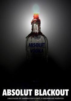 Absolut Ad 2 by Benevolin on DeviantArt Advertising History, Clever Advertising, Absolut Vodka, Whiskey Bottle, Vodka Bottle, Best Ads, Marketing, Logo Design, Graphic Design